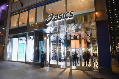 ASICS Opens Doors to First Flagship Retail Location on Fifth Avenue in New York City