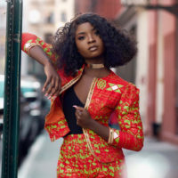Mimi Owusu-Addo – Model Feature