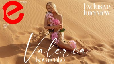 Valeria Kovalenko Exclusive with Elléments
