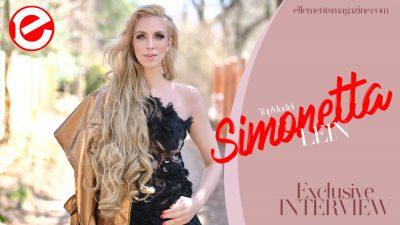 Elléments Exclusive with Simonetta Lein