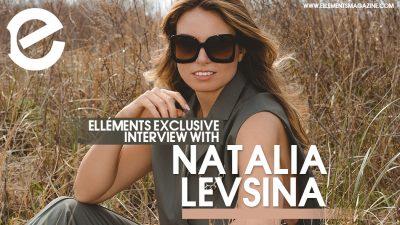 Popular Fashion Influencer Natalia Levsina